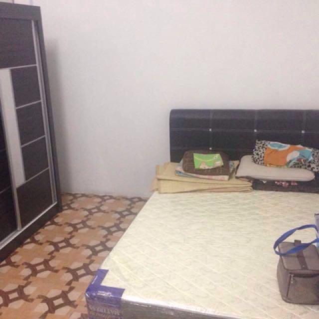 Set Bilik Tidur Almari Solek Katil Tilam Rumah Perabot Others Di Carou
