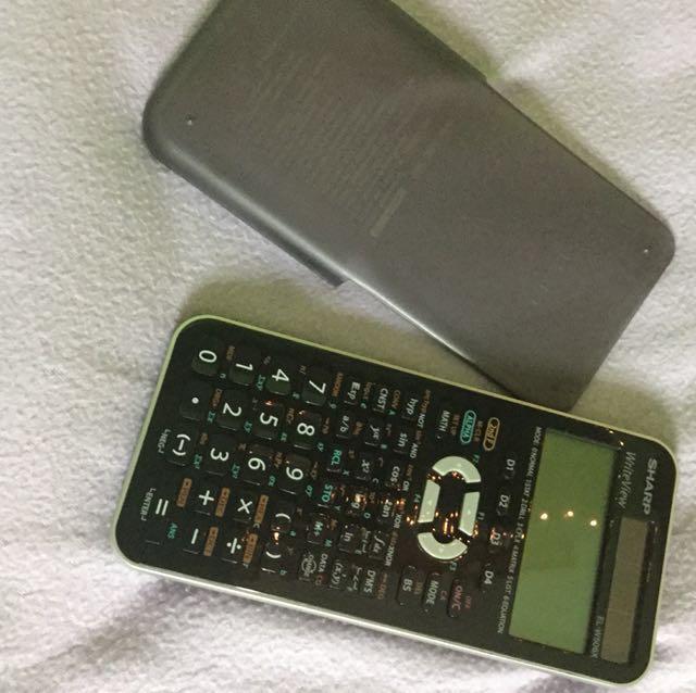 SHARP EL-W506X SCI-CAL