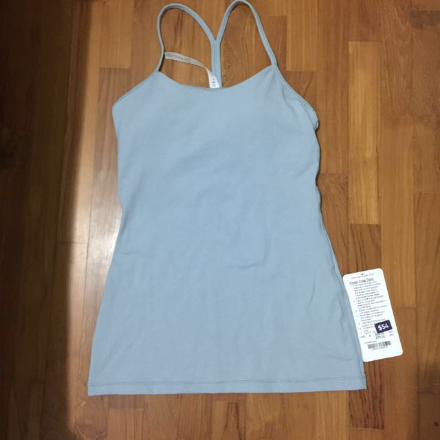 Size4 power pose lululemon BNWT