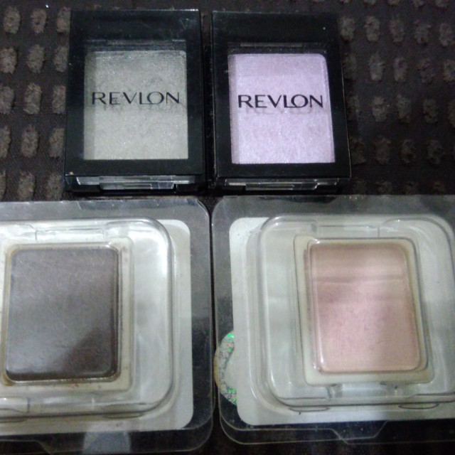 SkinFood & Revlon Eye Shadow