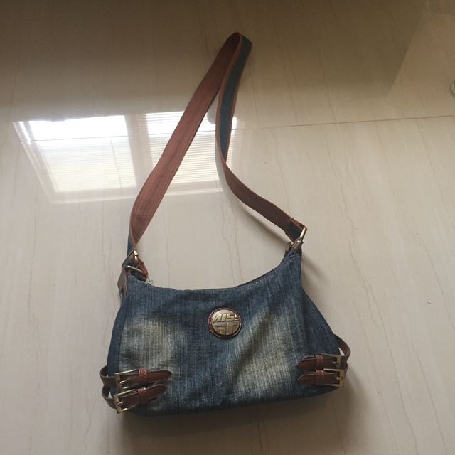 Sling Bag Denim