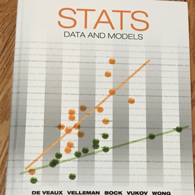 STATS - data and model