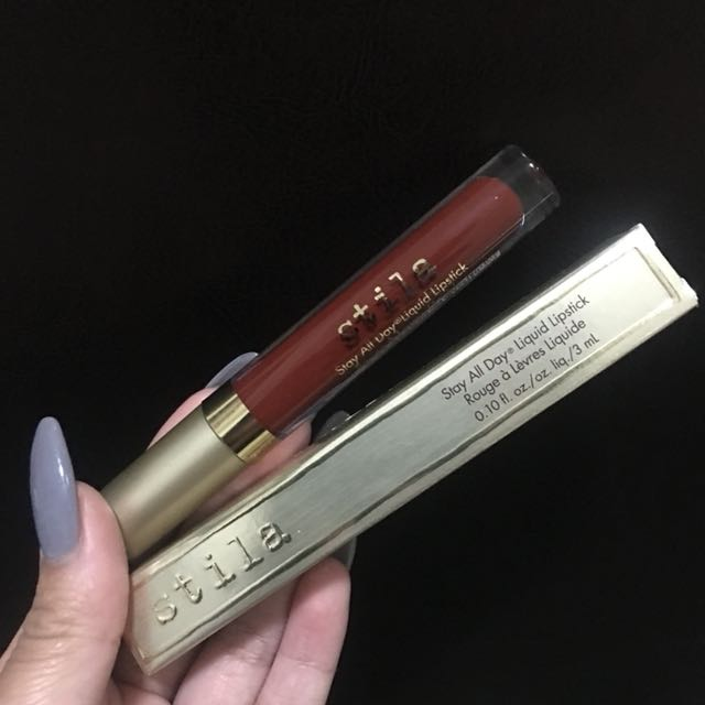 Stila - Rubino Liquid Lipstick