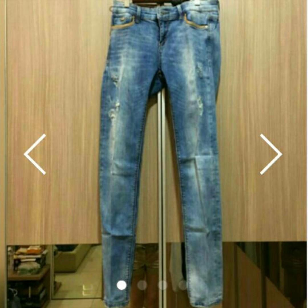 Stradivarius Boyfried Jeans