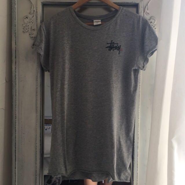 Stussy Grey T-shirt