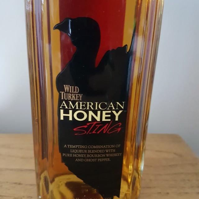 Super Premium Wild Turkey Bourbon