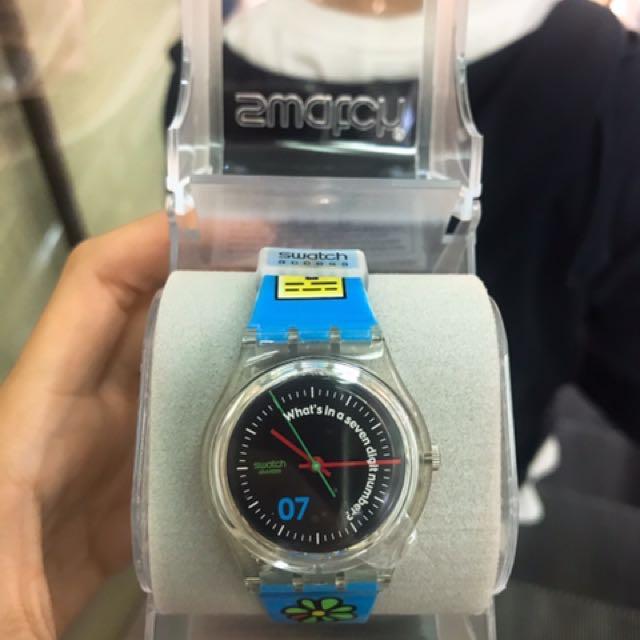 Swatch 限定聯名款(價錢可議)