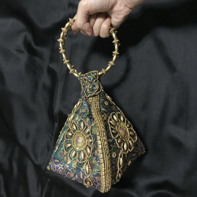 tas asli dari india