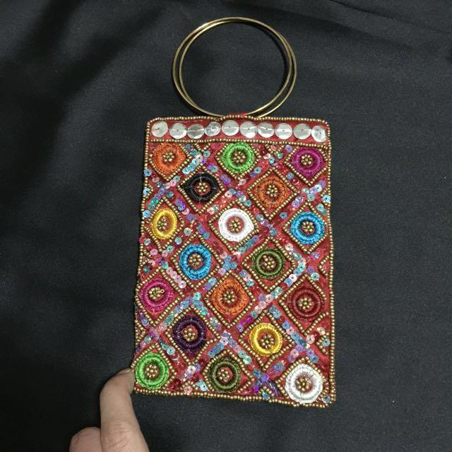 tas kecil dari india