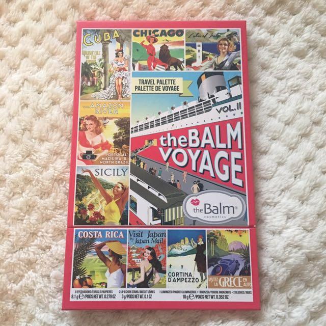 The Balm Voyage vol.ll