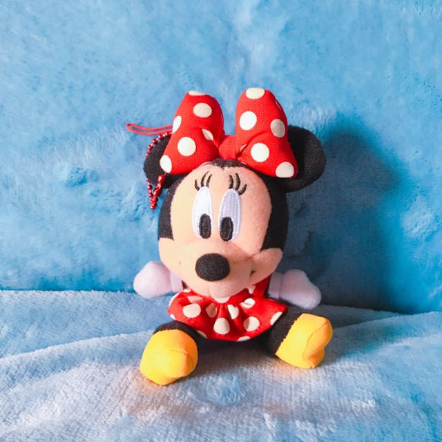 Tokyo Disney 米妮吊飾