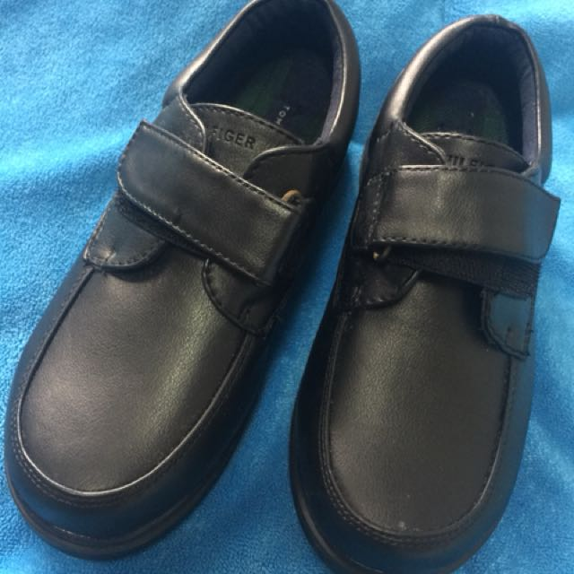Tommy Hilfiger Black Shoes