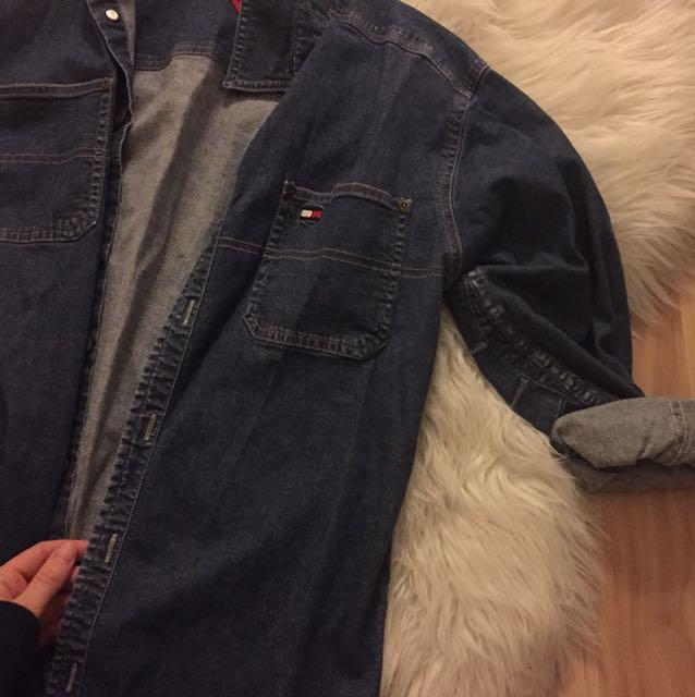 Tommy Hilfiger light jean jacket