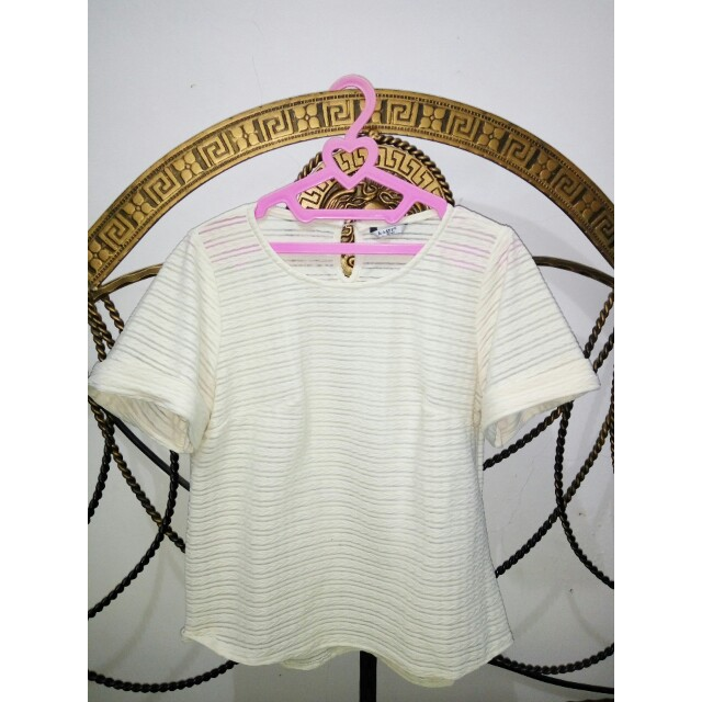 Top salur cream