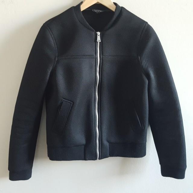 Size 6 TopShop Bomber Jacket