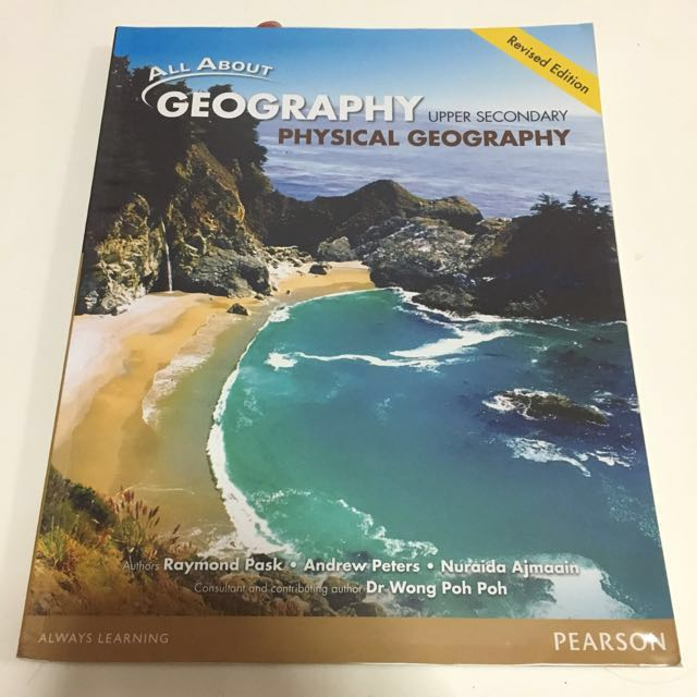 Upper Secondary Geography Textbook - Physical Geography