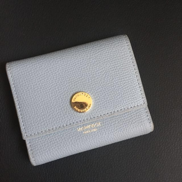VIEWINBOX MINI LEATHER WALLET