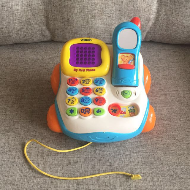 vtech® My First Phone