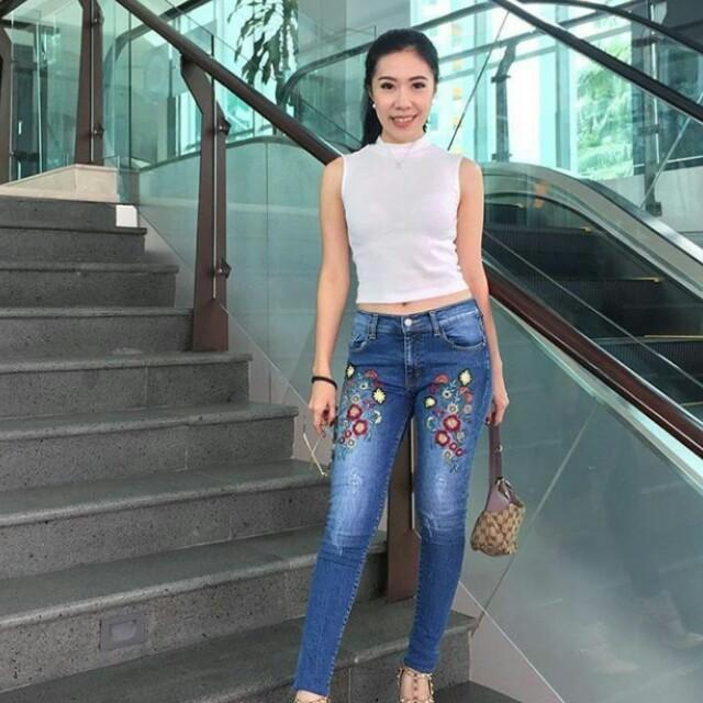 Xaviera jeans