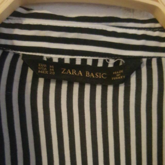Zara Striped longsleeves