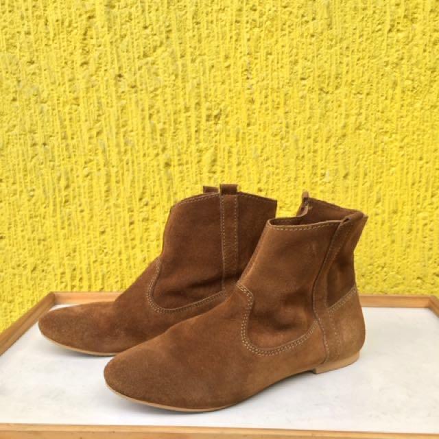 Zara trf boots