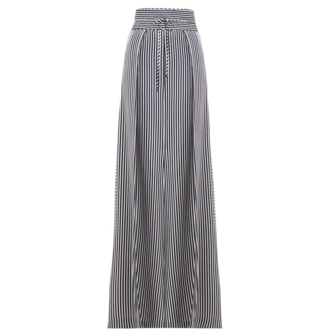 ZIMMERMANN MAPLES WIDE LEG PANTS SIZE 1 BRAND NEW