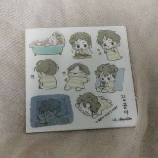 EXO XIUMIN Stickers