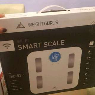 BNIB Wifi Smart Scale