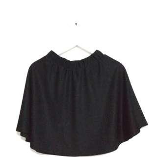 Black Mini Skirt No Brand