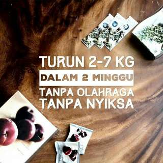 Buah Plum Import Diet