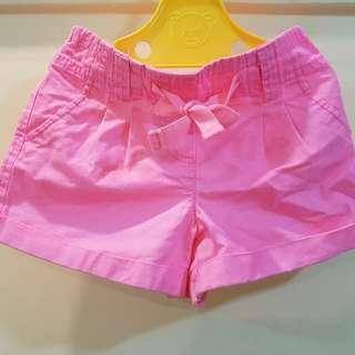 Branded COTTON ON baby girl neon pink 12-24months old