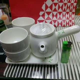 (H12)原燒茶杯組