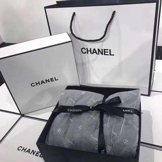 Chanel頸巾