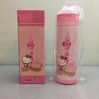 Hello Kitty x 101 保溫瓶 全新免運