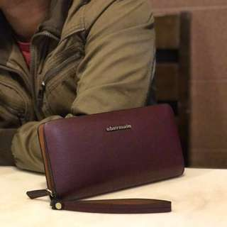AUTHENTIC OBERMAIN CLUTCH BAG