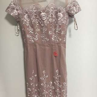 NEW Iconic Lilac Cocktail Dress (Size 10)