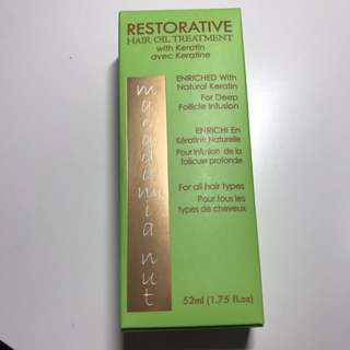 Restorative oil treatment