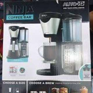 BNIB Ninja Coffee Bar