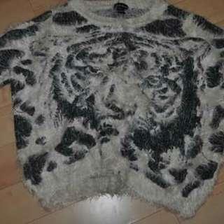 Tiger Fur Sweater