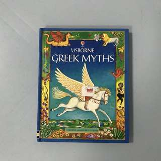 Usborne Greek Myth