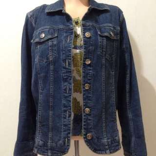 Christopher n Banks Jeans Jacket