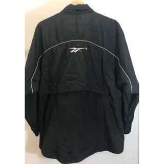Vintage Reebok Black Light Jacket