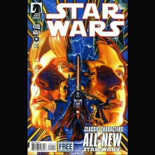 STAR WARS #1 (2012)