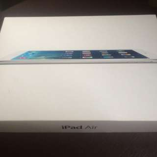 Ipad Air 3 month old