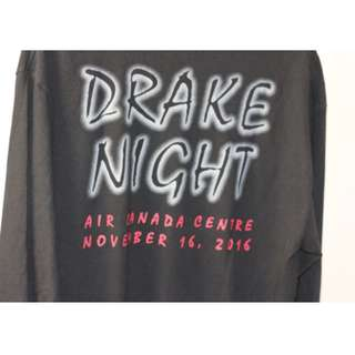 Toronto Drake Night L/S 2017 Size XL