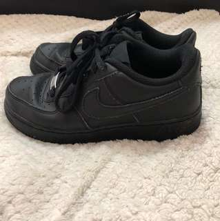 Authentic Nike Air Force 1 (womens size 6)