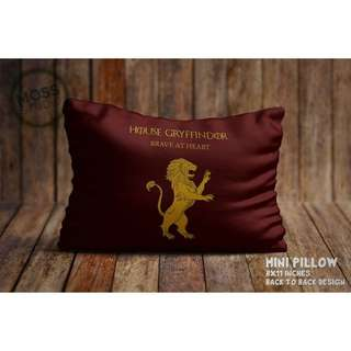 PRE ORDER HARRY POTTER PILLOWS