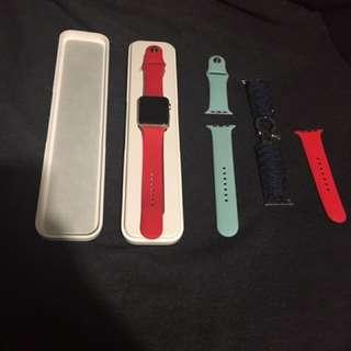 42mm Apple Watch Sport