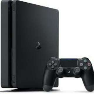 Playstation 4 500gb with accessories