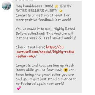 ❤️High Rated Seller❤️